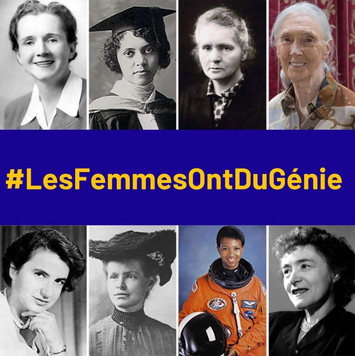 Pour un féminisme constructif – Introduction à la Semaine des Femmes de Génie