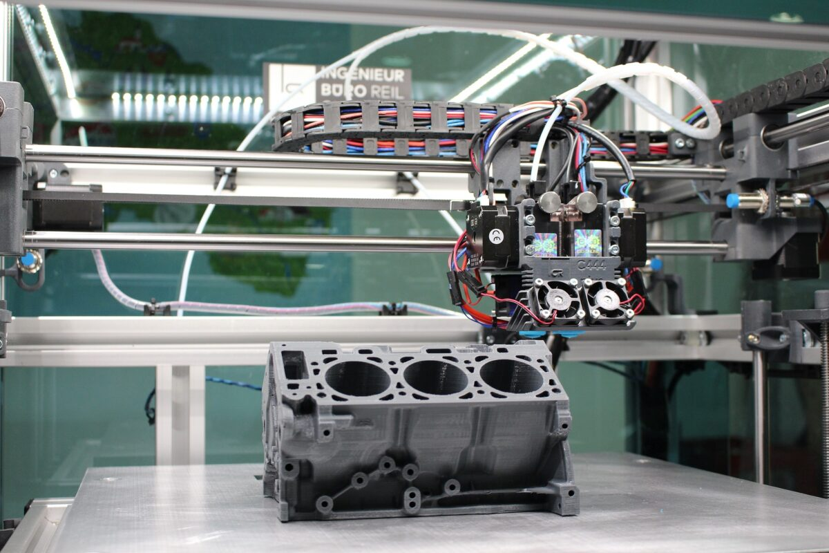 L'impression en trois dimensions: une technique de fabrication révolutionnaire