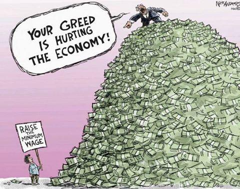Le 1% détient 99% de la richesse… MAIS!